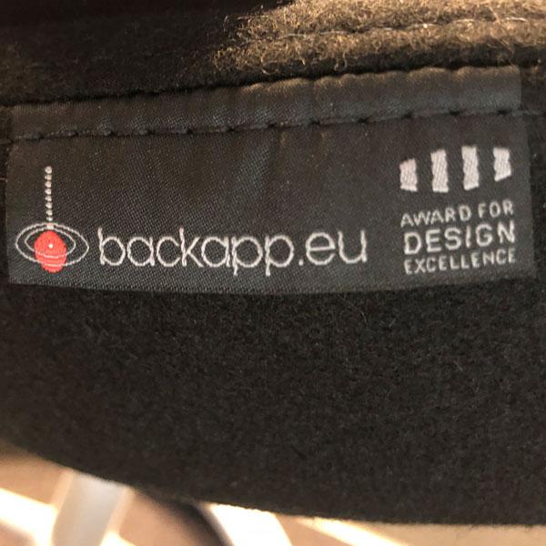 Backapp balansestol – Møbelmeglerne